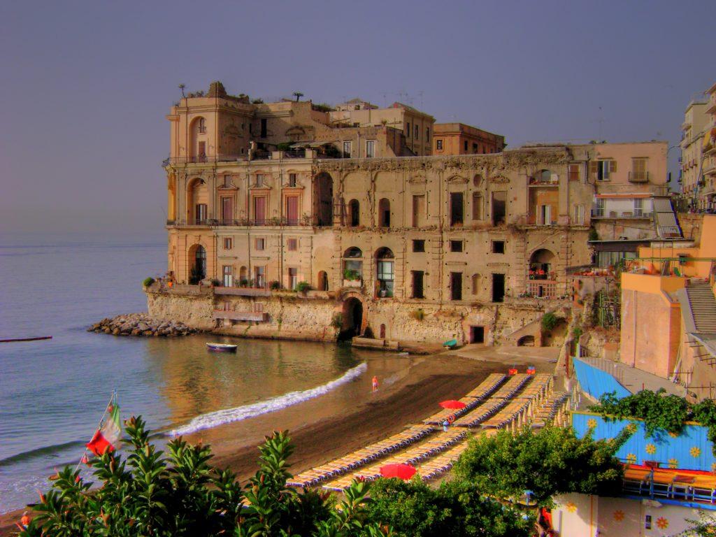 Bagno Elena mare Napoli