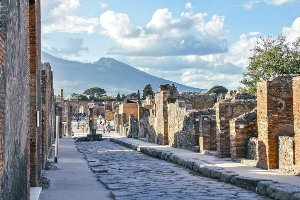 Vulcano Vesuvio Pompei